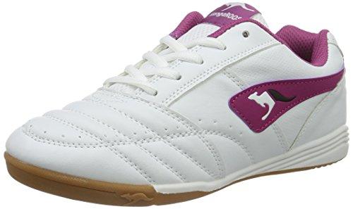 <span class='b_prefix'></span> Kangaroos Power Court Lace, Unisex Kids' Low-Top Sneakers