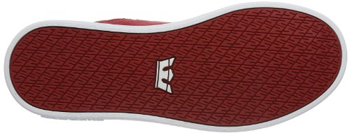 Supra - Sneaker KIDS WESTWAY, Unisex bambini Rosso (Rot (RED - WHITE RDW))