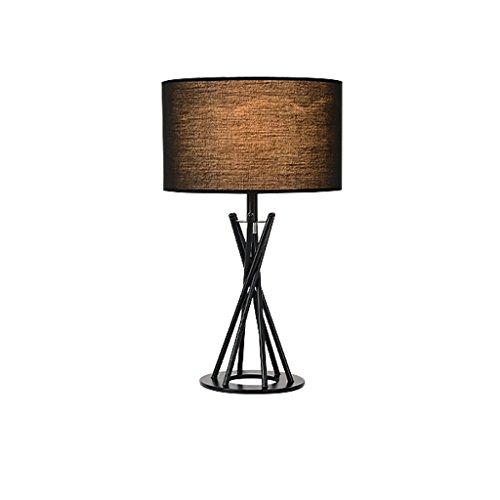 personnalité simple Style américain rural lampe de table classique style européen salon chambre à coucher lit