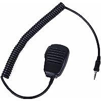SODIAL Microfono de Altavoz aplicable a YAESU y a VX-7R VX-6R VX-120 VX-170 VX-177 FT270 Radio Nuevo