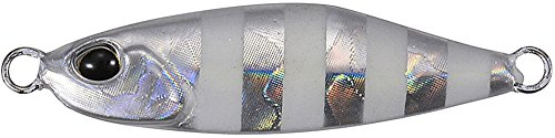 Duo Tetra Works TetraJig 3,2 cm 3 g Sinkendes Salzwasser Cicada, PJA0101, PJA0101 Zebra Glow 3g-zebra