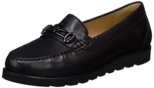 Sioux Ladies Bojana-xl Mocassino Nero
