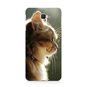 Hamee Designer Printed Hard Back Case Cover for Samsung Galaxy J2 2017 Edition Design 2563