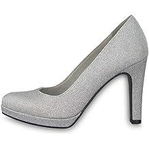 verschiedenes Design Laufschuhe angemessener Preis Suchergebnis auf Amazon.de für: tamaris high heel pumps silber
