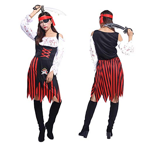 Biback Halloween Party Kostüm Erwachsenes Cosplay Bar Party -