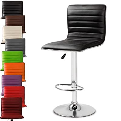 Miadomodo Adjustable Bar Stool Chairs Home Furntire DIFFERENT COLOURS