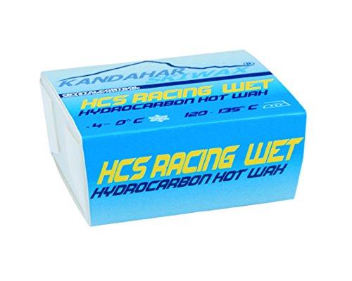 KANDAHAR HCS Racing WET Ski Wachs Hydrocarbon Training Wax -4° C bis 0 ° C