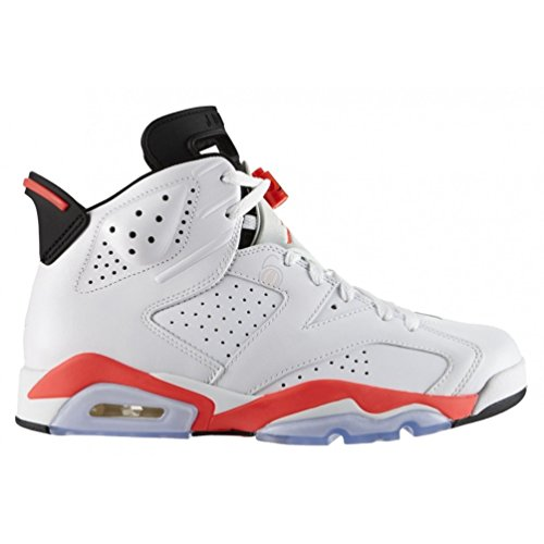 Nike Air Jordan Retro 6 Infrared 384664 123