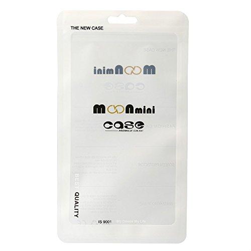 Moonmini® Carino RABBIT 3D Denti Di Buck Coniglio Assorbimento Degli Urti Custodia Di Alta Qualità Morbido Silicone Protettiva Case Cover per Apple iPhone 6 4.7 inch 6G Porpora