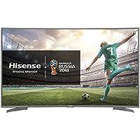 "Hisense H55N6600 55"" 4K Ultra HD Smart TV Wi-Fi Grey LED TV - LED TVs (139.7 cm (55""), 3840 x 2160 pixels, Direct-LED, Smart TV, Wi-Fi, Grey)"