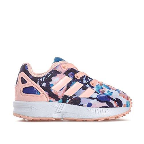 Chaussures Bebe ZX Flux El I Flowers e17 - adidas Originals