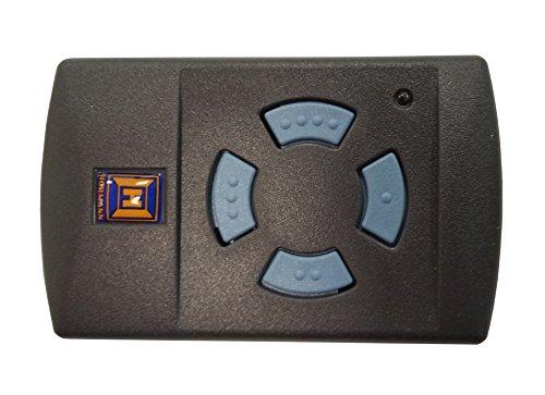 Preisvergleich Produktbild Hörmann 0437442 Handsender / Transmitter HSM 4 | Sender für Garagentore mit 4 Tasten | Frequenz: 868,30 MHz, Codierung: selbstlernend, Batterietyp: 12 V, 23A (im Lieferumfang enthalten)