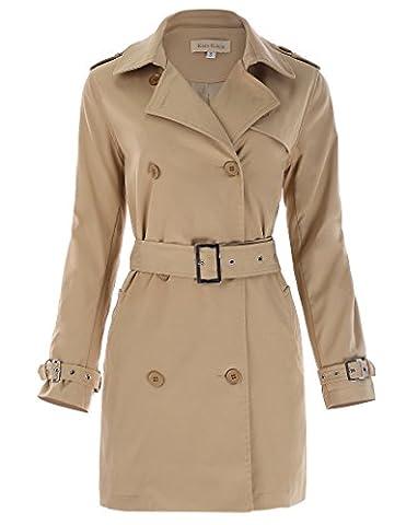 Dufflecoat Langmantel Trenchcoat Winter Mantel XL