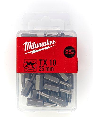 Milwaukee Ponta TX10x 25mm-25peã ‡ AS -