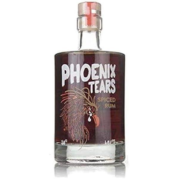 PHOENIX TEARS SPICED 40% 50 CL: Amazon.es: Alimentación y bebidas