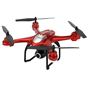 X Y S30W Drone Aerial Photography GPS Positioning Adjustable Wide-angle 720P HD WIFI Camera Automatic Follow-up Automatic Return Remote Control Aircraft Four-axis Aircraft