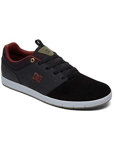 DC Shoes Sneaker Uomo Noir - Black/Grey