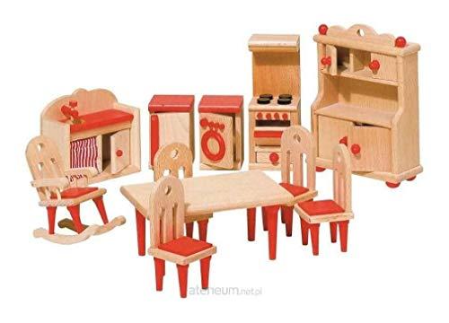 Hêtre Bois enfants Les Enfants Enfant Enfants Cuisine Cuisson Rolling Set Kit 5 pcs NEUF