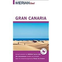 MERIAN live! Reiseführer Gran Canaria: Mit Extra-Karte zum Herausnehmen