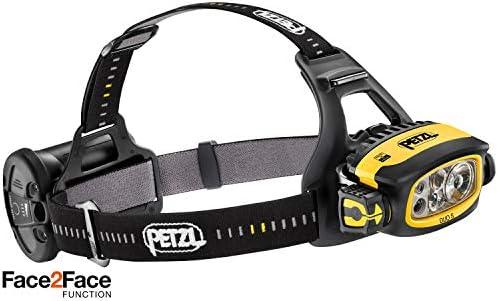 Petzl Stirnlampe Stirnlampe Stirnlampe LED Stirnlampe Duo S nero giallo Torcia a fascia B076ZVH8VG Parent | Gli Ordini Sono Benvenuti  | Grande vendita  | Più economico  49d306
