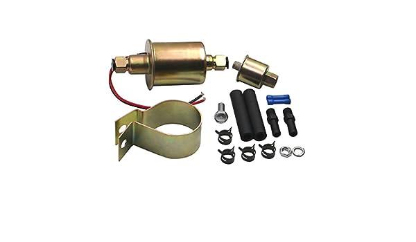 Road Passion Pompa Benzina Elettrica Carburante per Jeep J-100 Base 5.3L 5358CC 327Cu In V8 GAS OHV Naturally Aspirated 1968