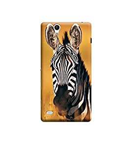 EPICCASE Premium Printed Back Case Cover With Full protection For Sony Xperia C4 (Designer Case)