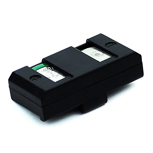 subtel® Qualitäts Akku für Sennheiser Audioport A1 E90 Set 90 E180 Set 180 HDE 1030 HDI 91 HDI 92 HDI 1029 HDI 490 HDI 550 RI 100-A Set 100 RI 100-J Set 100-J RI 200 Set 200 - 60mAh - Sennheiser BA90 E180 E90 Ersatzakku Batterie