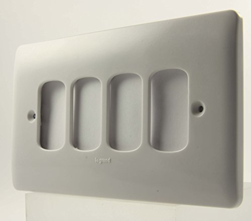 legrand-synergy-7301-94-white-moulded-four-module-seperate-apature-grid-switch-front-plate