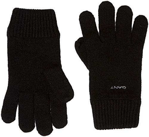 Gant D1. Knitted Wool Gloves Guantes