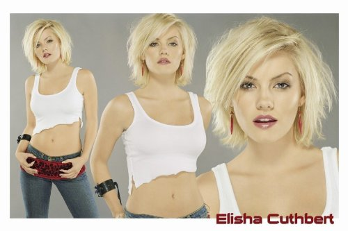 Elisha Cuthbert Plakat Movie Poster (24 x 36 Inches - 61cm x 92cm)