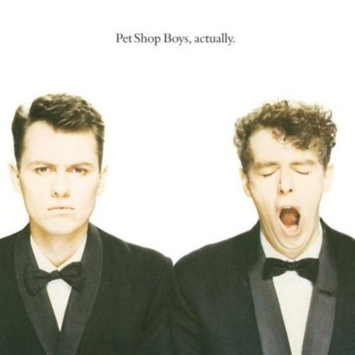 Pet Shop Boys: Actually (Audio CD)
