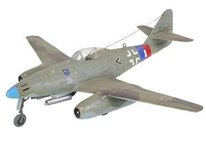 Revell Modellbausatz 04166  - Messerschmitt Me 262 A1a escala 1:72 importado de Alemania
