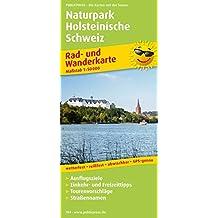 Naturpark Holsteinische Schweiz: Rad- und Wanderkarte mit Ausflugszielen, Einkehr- & Freizeittipps, wetterfest, reissfest, abwischbar, GPS-genau. 1:50000 (Rad- und Wanderkarte / RuWK)