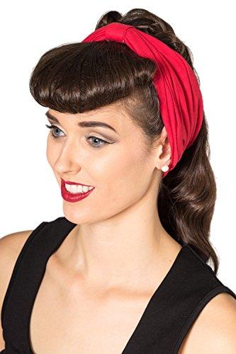 banned-no-talking-vintage-retro-headband-red-black-or-purple