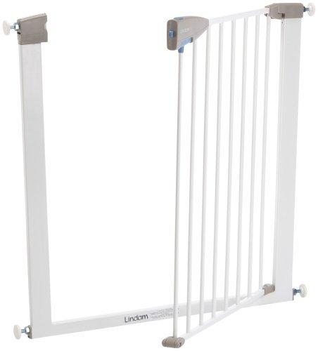 Lindam Sure Shut Orto Pressure Fit Safety Gate – 76 – 82 cm (white)