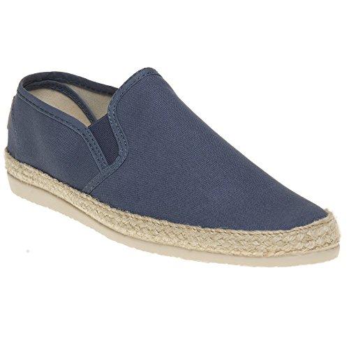 Sole Becher Homme Chaussures Bleu Bleu