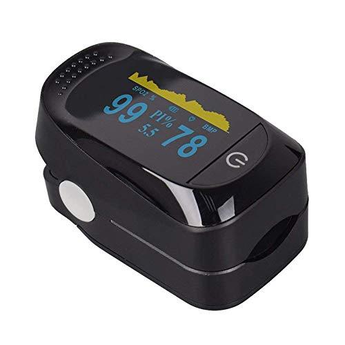 Dedo Oxímetro pulso Monitor sueño 8 horas Monitor