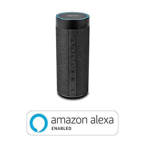 Medion p61110WiFi Altavoz con Amazon Alexa Negro