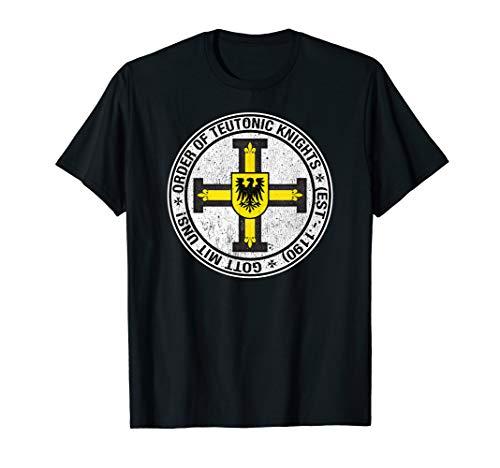Orden der Ritter Deutsches Wappen T-Shirt