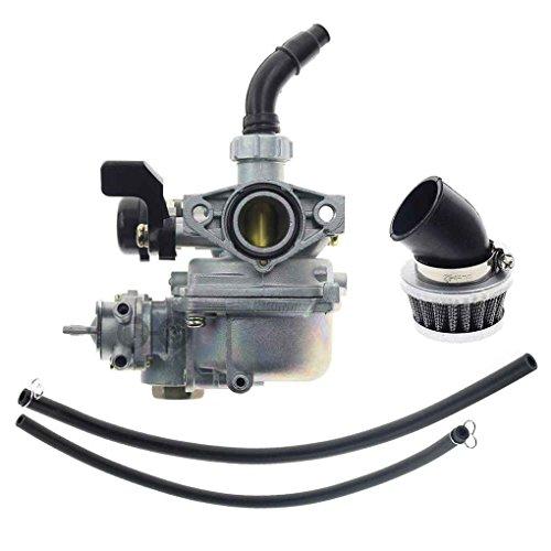 Vergaser & Luftfilter für Honda ATC70 ATC90 ATC110 ATC125M TRX125 Fourtrax 125 Motorradzubehör