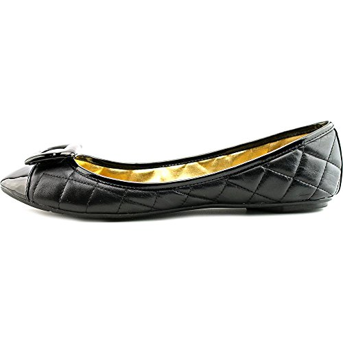 Marc Fisher Kitzy Cuir Ballerines Black
