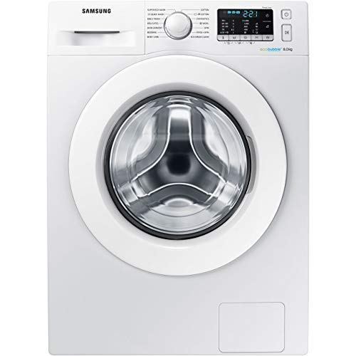 Samsung WW80J5555MW A+++ Rated Freestanding Washing Machine - White
