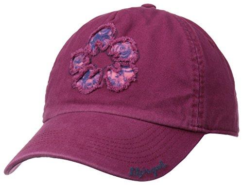 Life Is Good Flower Cap 5-Panel Chill, unisex damen, Wildkirsche (Cap Chill)