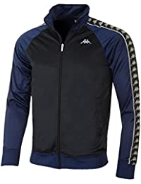 Kappa 2016 Herren Britannien Trainingsjacke Jacke