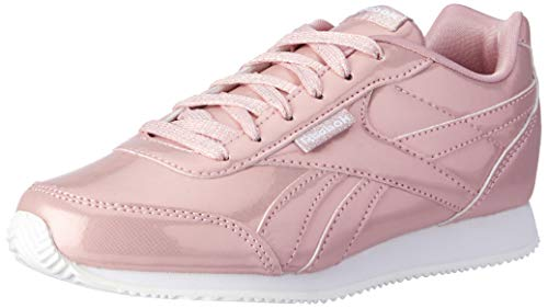 Reebok Royal Cljog 2 Scarpe da Trail Running Donna, Multicolore (Metallic / Pink / White 000), 38 EU