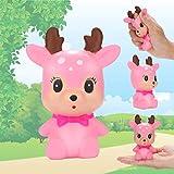 TAOtTAO Stressabbau Scented Super langsam Steigende Kinder Spielzeug Squeeze Spielzeug Cute Deer