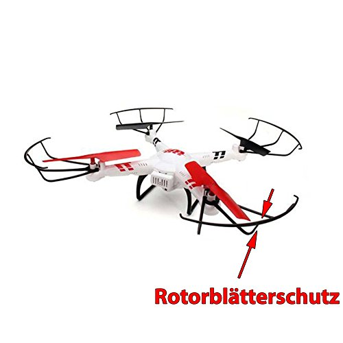 Wltoys V686G 2,4 G 4CH Echtzeit Übertragung FPV Drohne UFO Quadcopter mit 2MP HD Kamera Headless Mode - 5