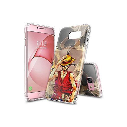 """HGHYTF"""" Samsung Galaxy S6 Hülle, Klares stoßfestes, ultraleichtes weiches TPU Silicon Hülle Coverlet für Samsung Galaxy S6,Pucka (B)"""