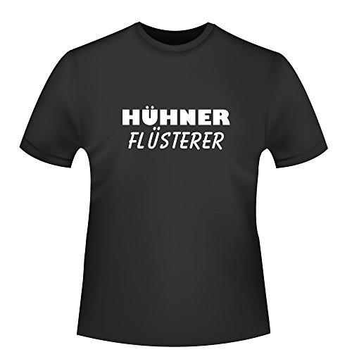 Bioshirts Cre9tive Hühner Flüsterer, Herren T-Shirt - Fairtrade - ID102957