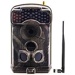 Ltl Acorn 6310MG, cámara caza, y fototrampeo, ENVIO DE FOTOS AL MOVIL, Infrarrojos Invisibles al ojo humano, 12Mp, tiempo de disparo 0,8s, Videos Full HD, 20m iluminacion nocturna, resistencia IP67